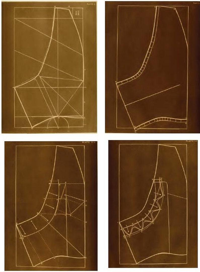 Book shoe pattern making