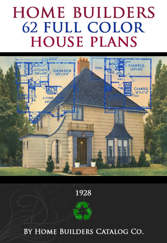 1928 Home Builders Full Color Plan Book with 62 American House Designs Home Builders Plan Book on home business plans, home plumbing plans, home garage plans, home floor plans elevation sustainable, funeral home plans, home design plans, home foundation plans, home additions plans, home architect plans, home electrical plans, home hardware building plans, home landscaping plans, home roof plans, home furniture plans, carolina home plans, 10000 square foot home plans, home build plans,