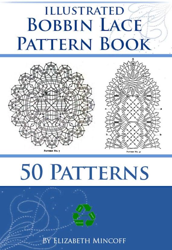 Lace patterns.