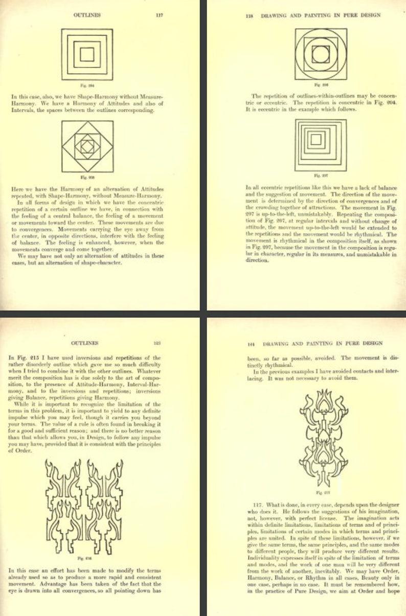 A Theory Of Pure Design Harmony Balance Rhythm By