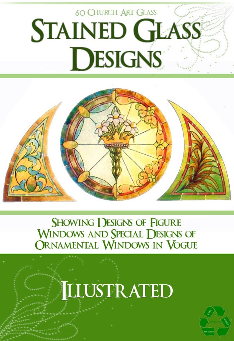 Glass Painting Designs Ebook