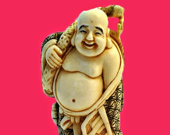 JAPANESE NETSUKE a Rare illustrated Historical Book for Collectors 325 Pages Print or Read on Your iPad or Tablet Instant Download