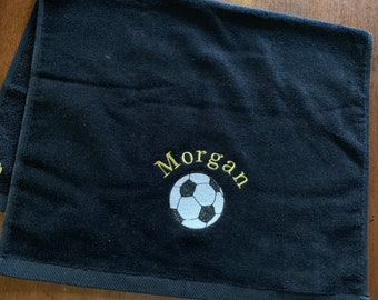 Perfect Personalized sport  towel any sport