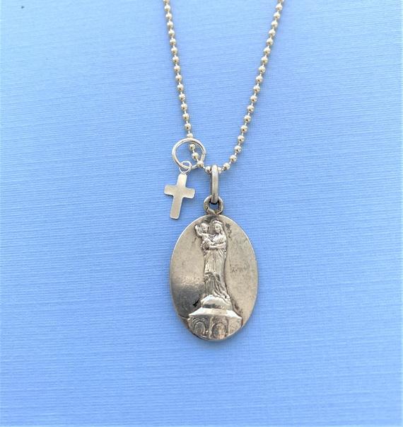 Bohemian Angel Necklace Heart Assemblage Necklace Assemblage Necklace Boho Upcycled Angel Locket Necklace Frozen Charlotte Heart Locket