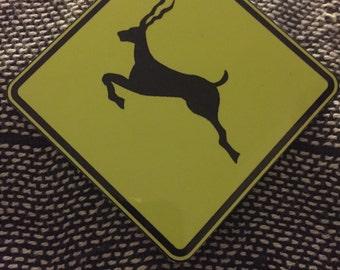 Antelope Phish Sticker or Magnet