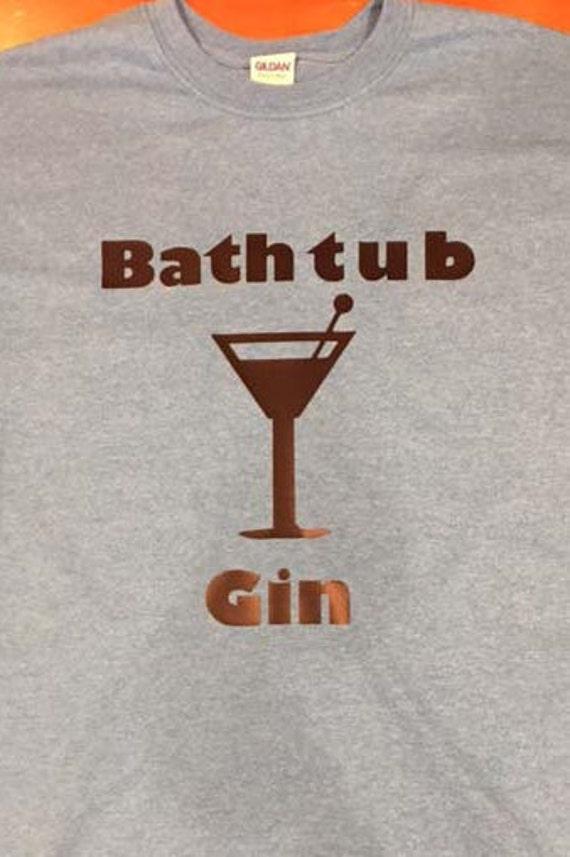 bathtub gin phish t-shirt or hoodie | etsy