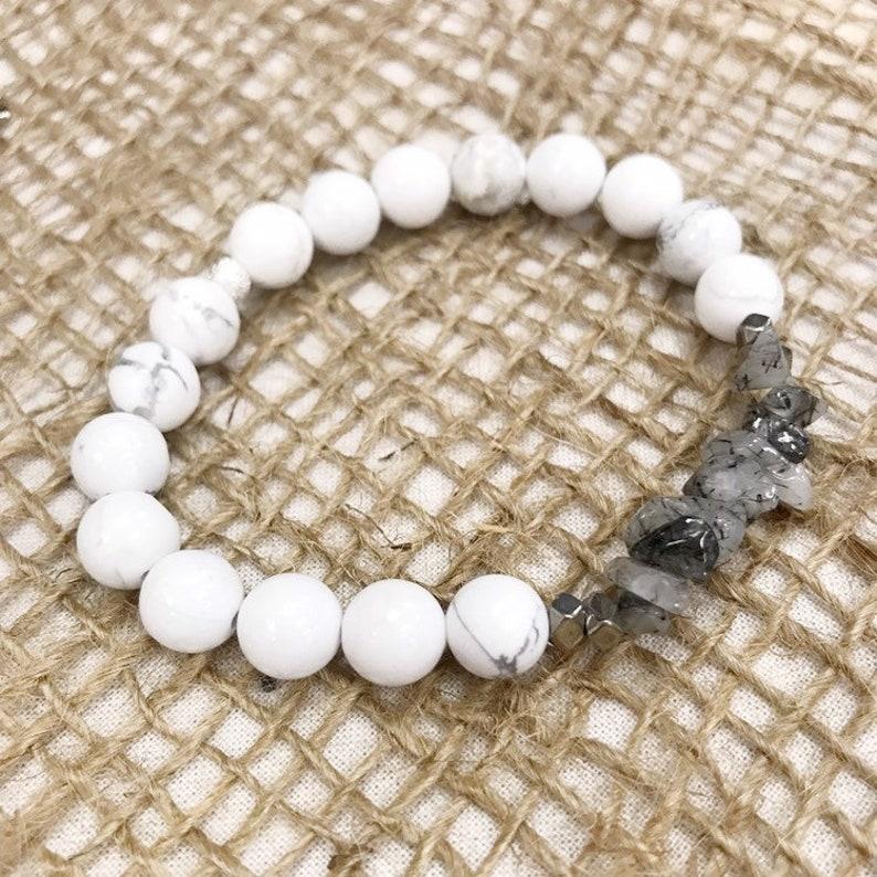 Emotion Balancing  Inner Peace  Labradorite Bracelet  image 0