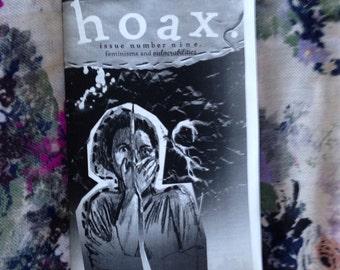 Hoax 9: Feminisms and Vulnerabilities!