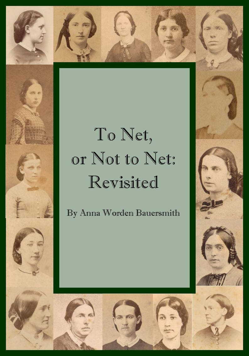 To Net or Not to Net: Revisited by Anna Worden Bauersmith  image 0