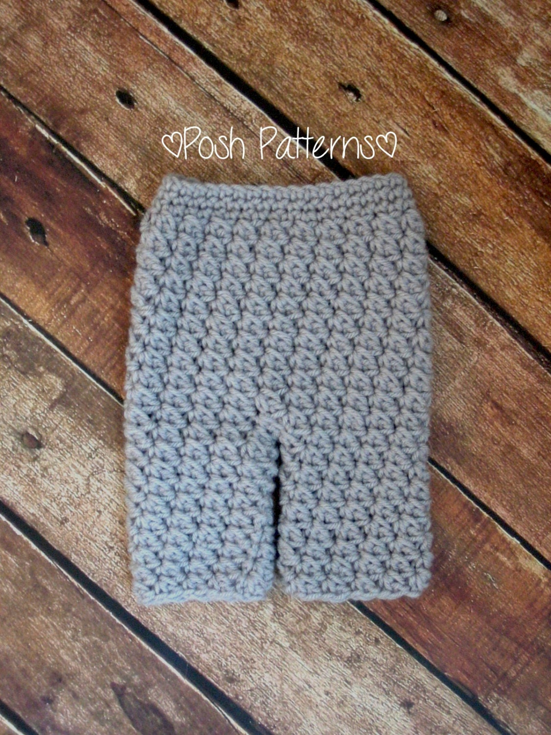 Crochet Pattern Crochet Baby Pants Pattern Includes 4 Etsy