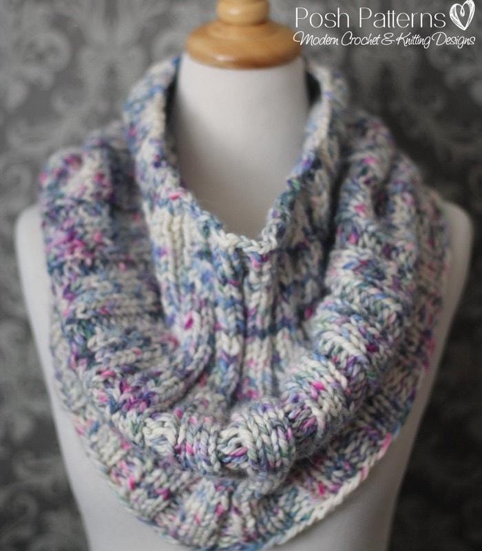 Knitting Pattern Easy Knitting Pattern Elegant Ribbed Knit Etsy