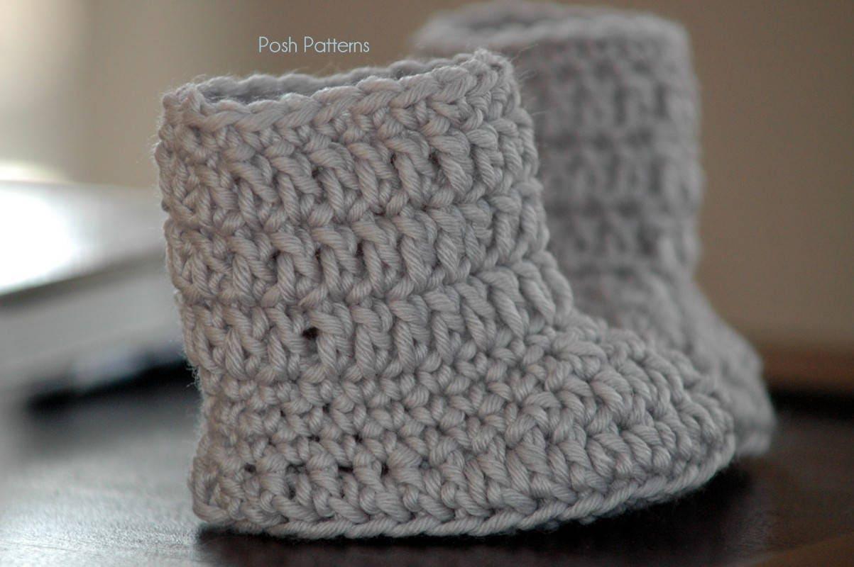 Crochet Pattern Baby Boots Crochet Pattern Baby Shoes Etsy