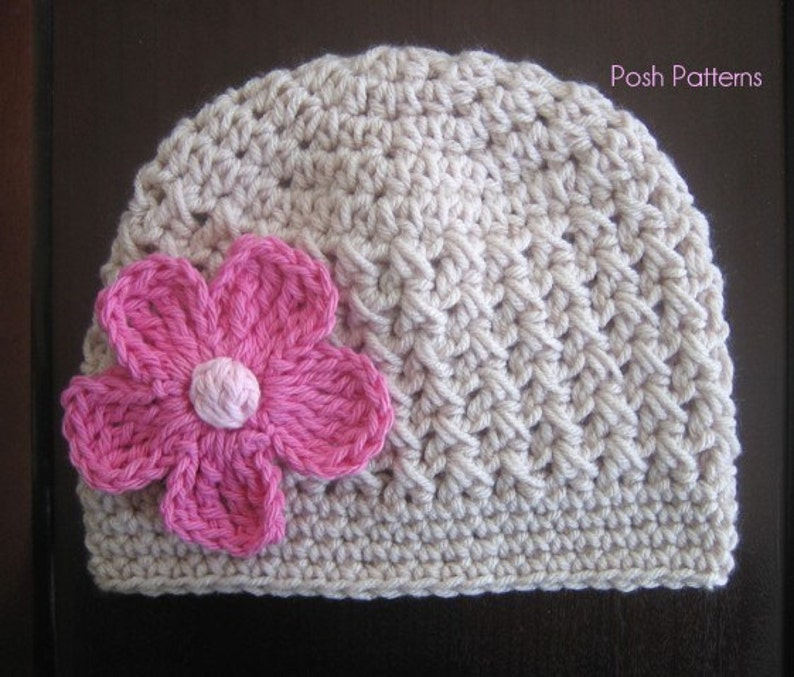 46ea1a517 Crochet PATTERN - Crochet Hat Patterns - Baby Crochet Pattern - Crochet  Pattern Hat - Includes Baby, Toddler, Kids, Adult Sizes - PDF 200