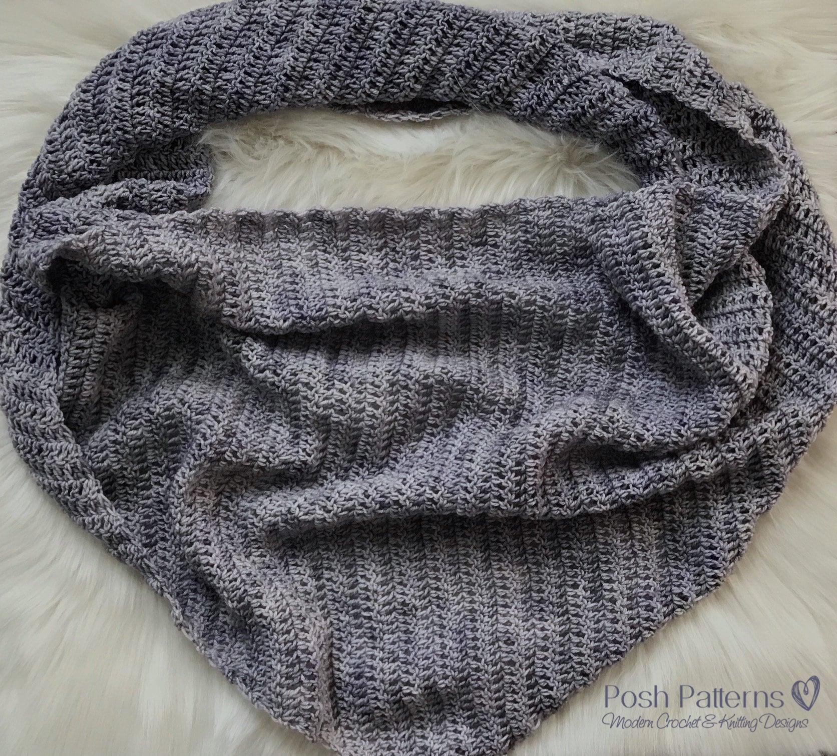 Crochet Pattern Crochet Shawl Pattern Crochet Scarf Etsy