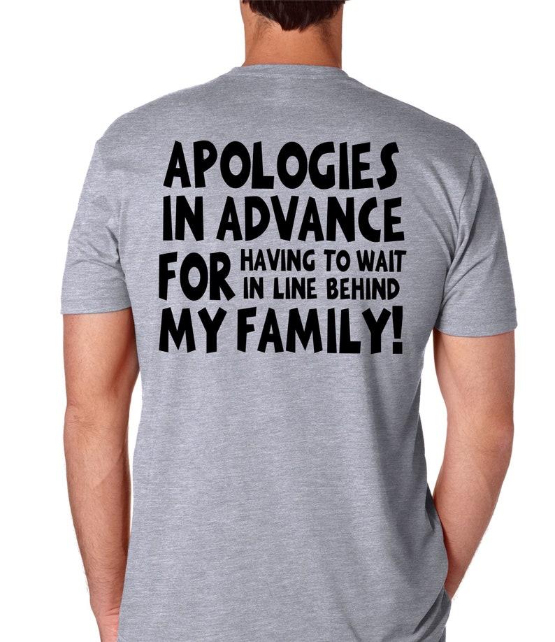 229614b5 Dad Disney Family Shirts Disney Land Disney World Family | Etsy
