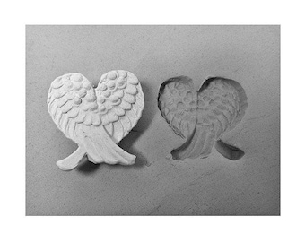 bisque stamps -ceramic stamps -clay stamps -pottery tools -metal stamps -soap stamps -   (257)