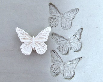 Pattern Tool, Hand carved Stamps, Pottery Supplies, Clay Stamp, Bisque Stamps, ceramic pottery, Butterfly Stamp - ( 246 )