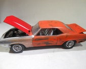 ModelCar,ChevyCamaro,RatRod, ModelKit,Classicwrecks, 124Scale, Musclecar