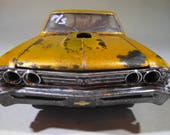 1/24Scale,ChevyChevelle,Vintage,BarnFind,ProStreet,Racecar,JunkerModel
