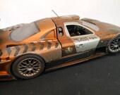 Mercedes Car,Scale Model,Rat Rod,Vampire,WarHammer,RaceCar,RustedWreck,Classicwrecks