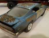 Scale Model Car,Classicwrecks,Plympouth Barracuda,Rusted Wreck,Rat Rod,ScaleModel,MuscleCar,BarnFind,JohnFindra,124Scale,JunkYard,OldSchool,