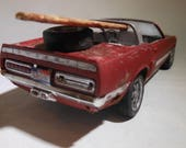 ModelCar,ShelbyMustang,FordMustang,RatRod,SurfBoard,RustedWreck,SurfsUp,Rustang,124ScaleModel,JunkYard,ScaleModelCar,BarnFind,SaltAir