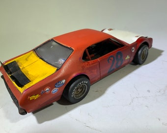 1/24 scalemodel, ratrod, dodge, mopar, Classicwrecks, junkermodel, barnfind model