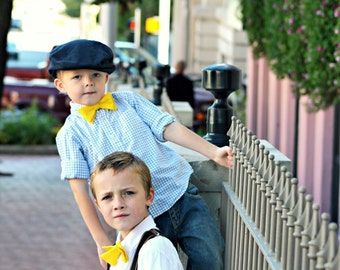 Bow Tie Pattern -- A Gentleman's Bow Tie--Sewing PDF file instant download