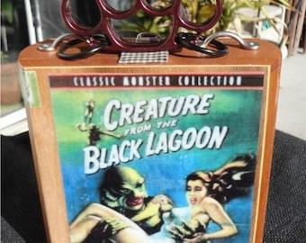 Creature From The Black Lagoon Cigar Box Purse