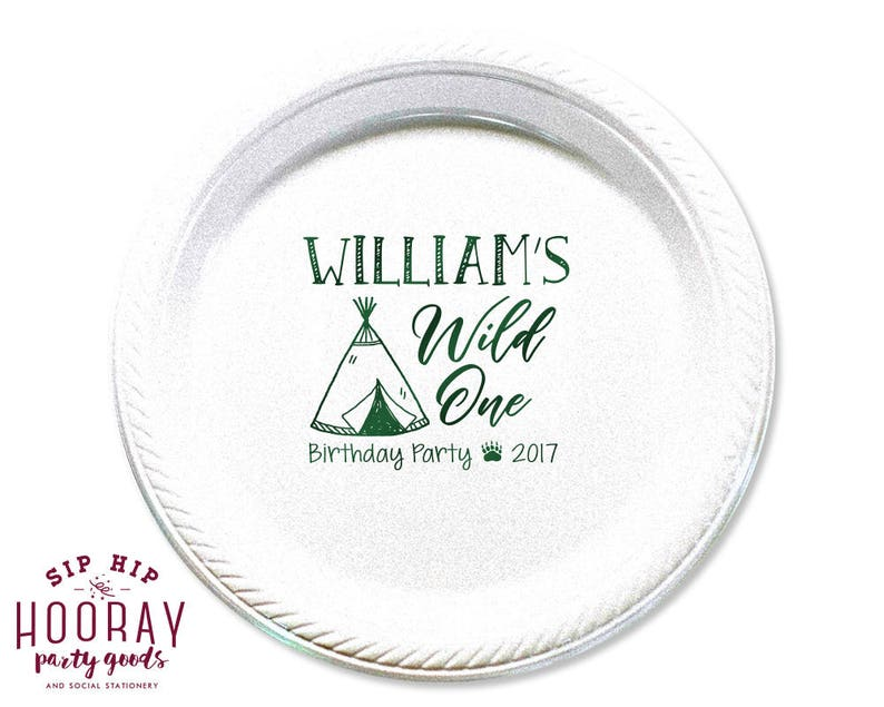 Personalized Plates Birthday Party Plate Anniversary Let Them Eat Cake Party Plates 7 Size Wedding Favors Dessert Plate Cake Plates