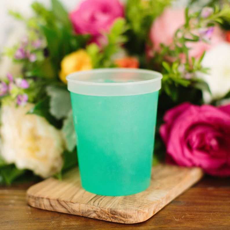 Fun Wedding Cups Fall Party Cups 1507 Color Changing Cups Anniversary Party Mood Cups Fall Wedding Cups Mood Cups Engagement Cups