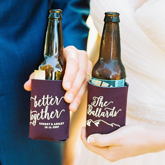 Better Together Wedding Favors Wedding Reception Favors Etsy