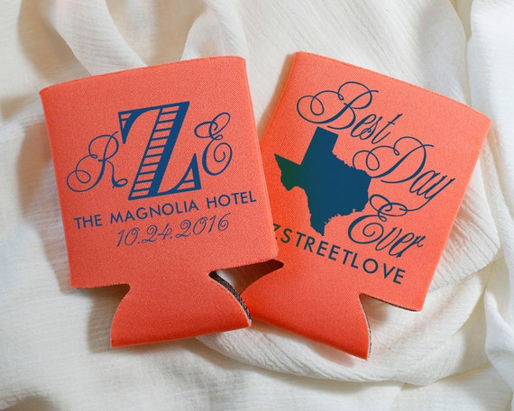 Best Day Ever State Wedding Favors Choose Your State Custom Favors