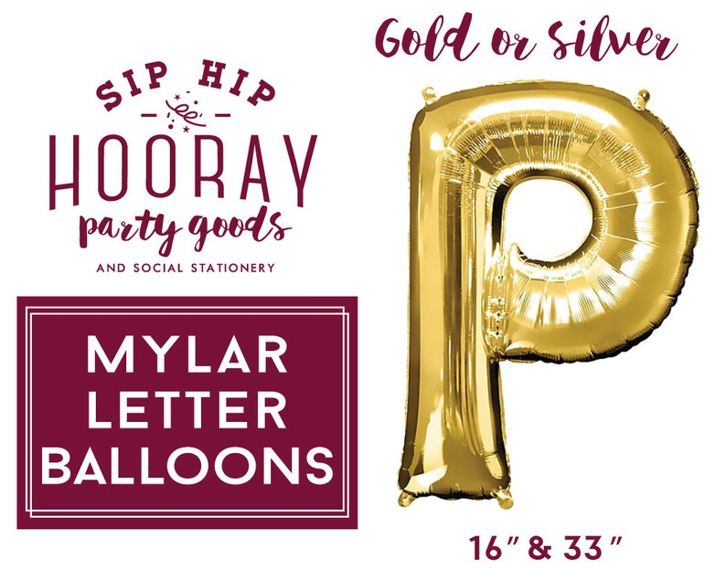 Birthday Bachelorette Baby Shower Event 16 Rose Gold Mylar Foil Balloons Your Custom Phrase Party Banner Letters A-Z Numbers 0-9