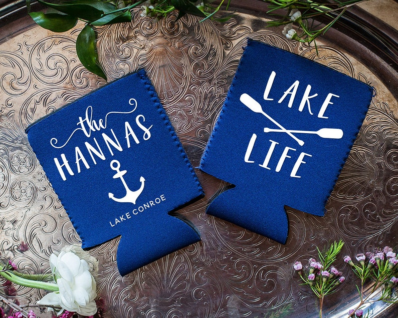 Nautical Beach Family Trip Lake House Gifts Nautical Party Favors Lake Party Anchor Favor Party Favor 1537 Lake Party Lake Life