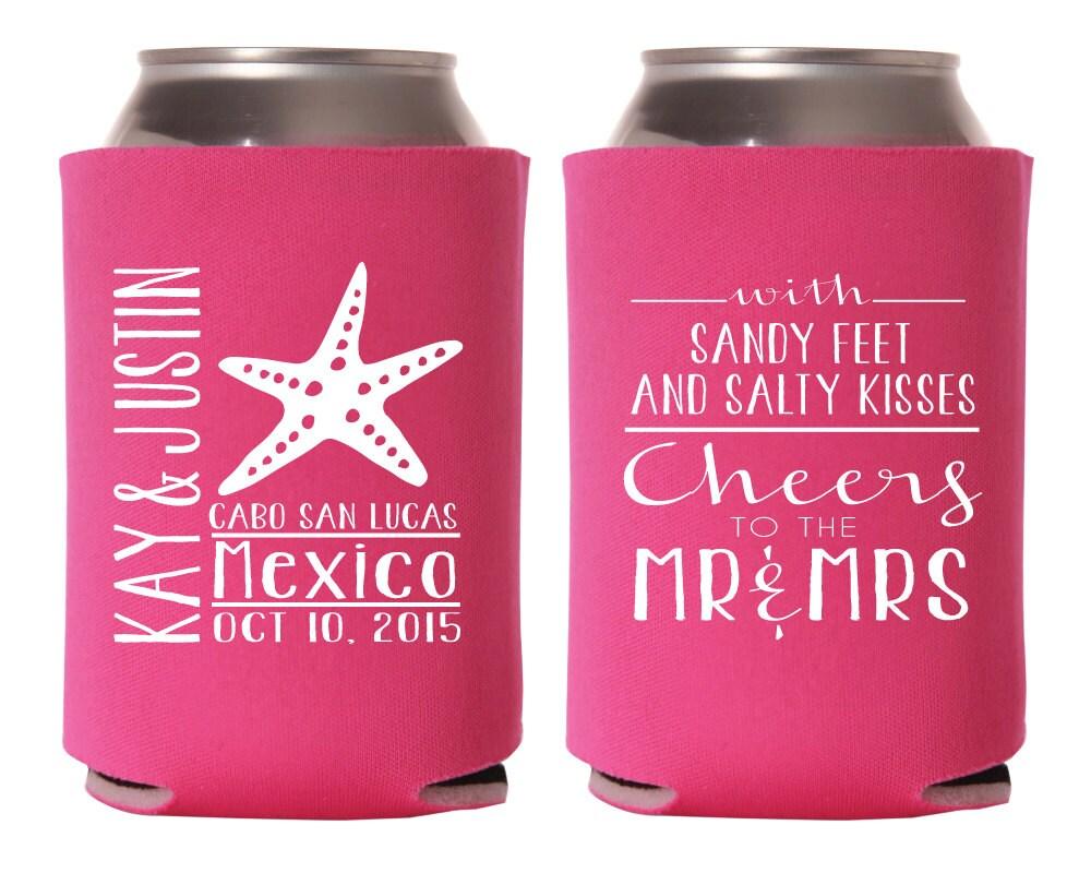 Destination Wedding Favors Mexico Wedding Party Gift Sandy | Etsy