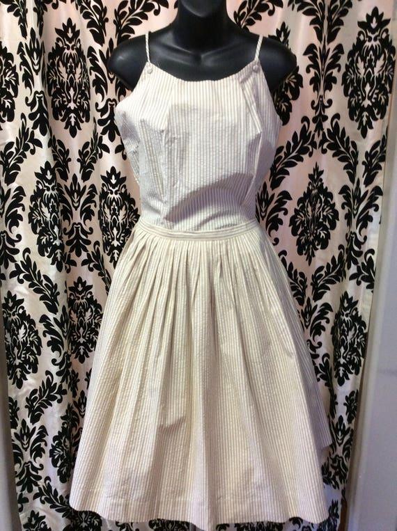 Deadstock 50's Cotton Dress Set (2-piece)