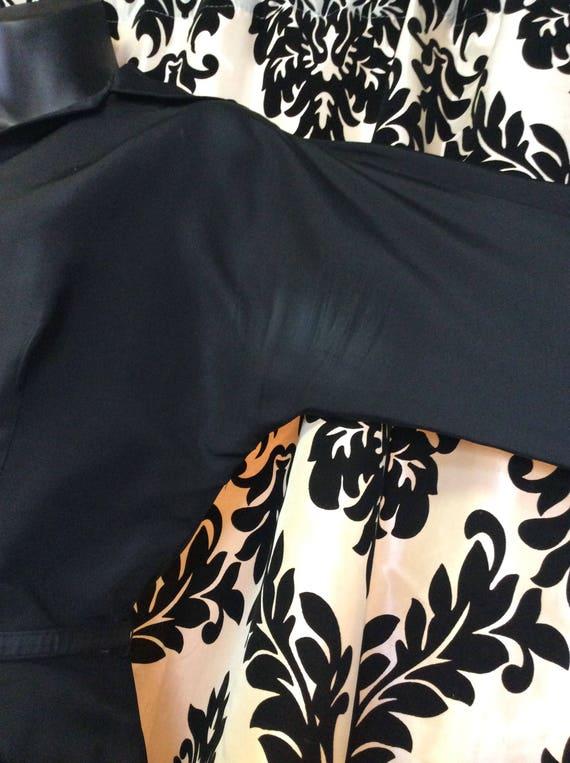 Stunning 40's Ceil Chapman Wiggle Dress - image 5