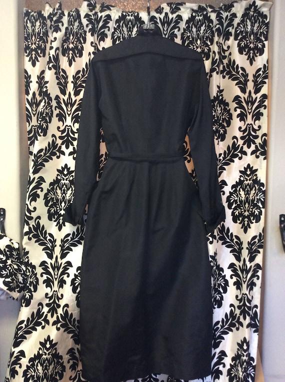 Stunning 40's Ceil Chapman Wiggle Dress - image 2