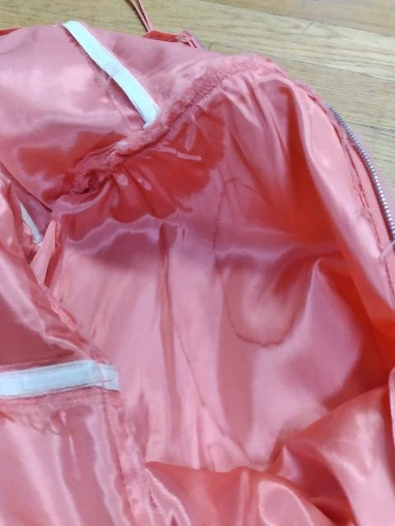 50's Salmon Tulle Dress Formal Prom-wear - image 6