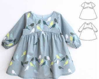 37a4ed557256 Baby dress pattern