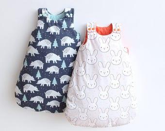 MY NEST Sleep Sack pattern Pdf sewing, Swaddle sack, Sleeping bag, Baby Shower Gift, Baby and Toddler newborn - 4 years