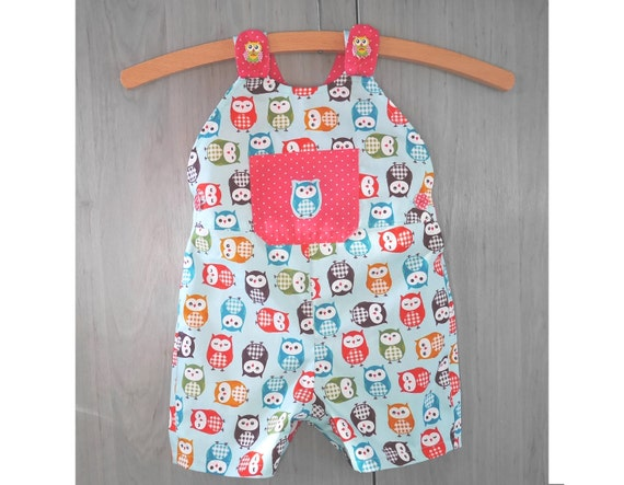 Children Baby Romper Sewing Pattern Pdf Breezy Overall Etsy