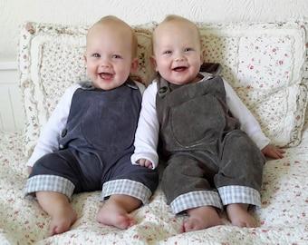 Baby Romper pattern Pdf sewing, Overall Dungaree,  children babies toddler, Baby Girl Boy newborn 3 6 9 12 18 months 2 years, LITTLE BIRDS