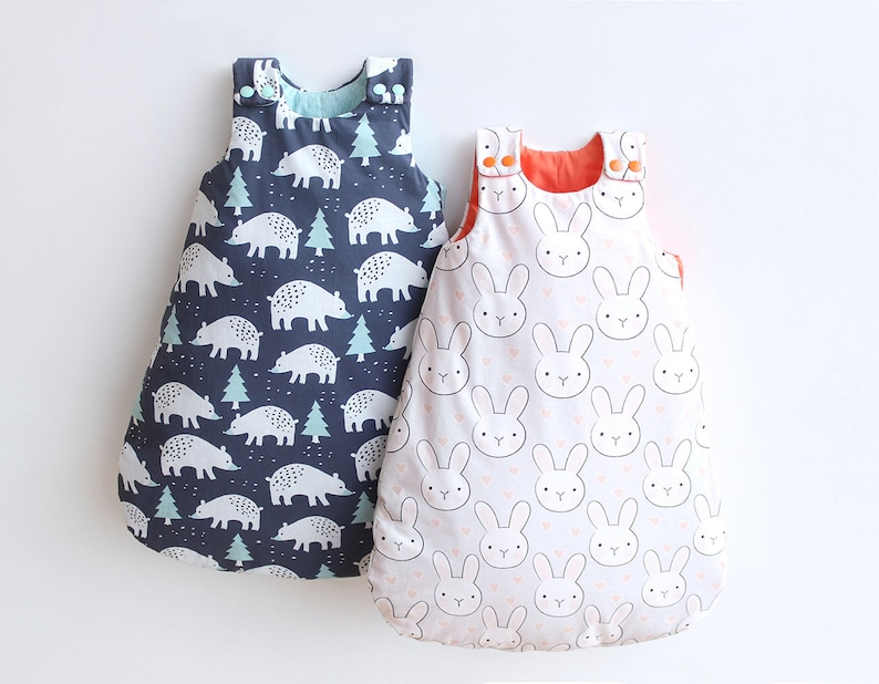 differently b5d52 a3da1 MY NEST Sleep Sack pattern Pdf sewing, Swaddle sack, Sleeping bag, Baby  Shower Gift, Baby and Toddler newborn - 4 years