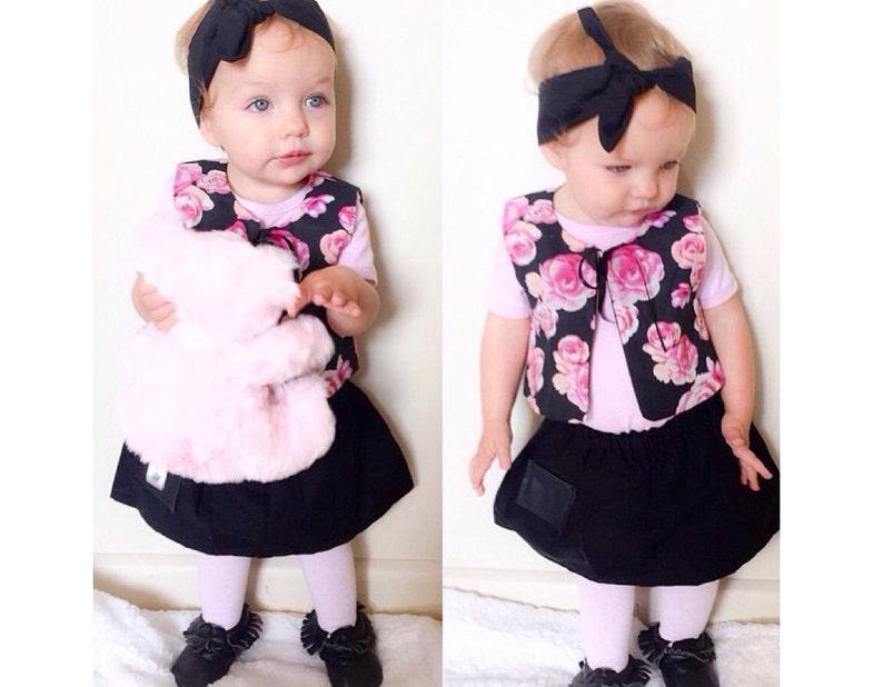 7e384c6fc MATRYOSHKA Girl Baby Girl Vest pattern sewing pattern Pdf , Easy Vest  pattern, toddler, Girl newborn 3 6 9 12 18 m 2 3 4 5 6 7 8 9 10 yrs
