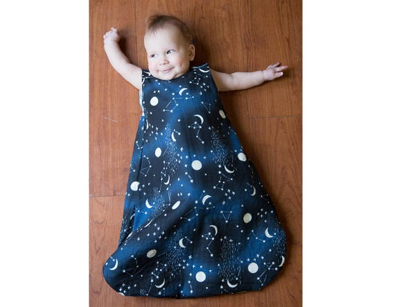 on sale 9ebf0 acb9a Baby Sleeping Bag pattern Pdf sewing, Swaddle sack, MY NEST Sleep Sack,  Woven and Jersey Knit, Baby Shower Gift, Toddler newborn - 4 years