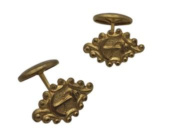 Victorian Anchor Cufflinks - Antique