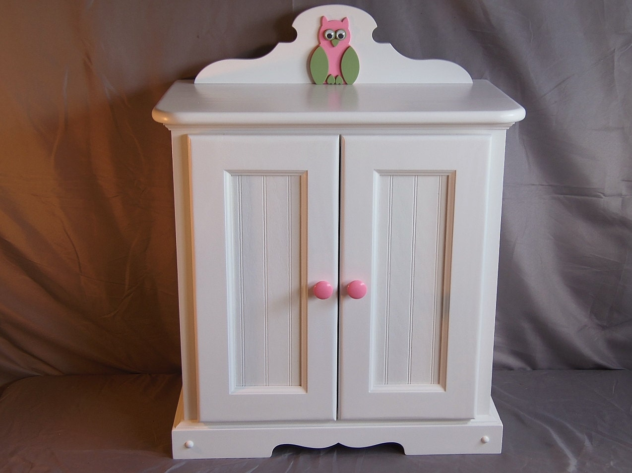 Doll Armoire for American girl doll and 18 inch dolls ...
