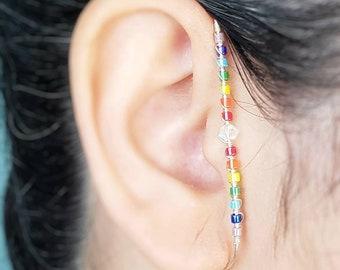 Ear Cuff Wrap - No Piercing Jewelry